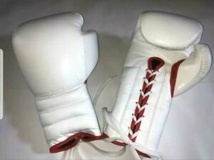 CUSTOM BOXING GLOVES MADE WITH 100% COWHIDE LEATHER