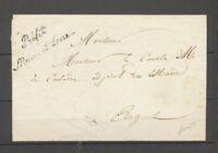 1826 Lettre Cursive Préfet/Maine et loire, SUP X4074