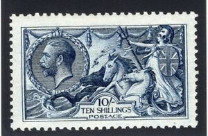 1913 Great Britain. SC#175. SG#402. Mint, Hinged, VF.