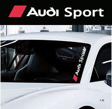 """Voiture de style """"Audi Sport"""" pour l'intérieur d'écrans-Décalcomanie Autocollant! toute Audi!"""