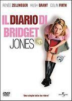 Il diario di Bridget Jones (2001) DVD Sigillato Zellweger Hugh Grant Colin Firth