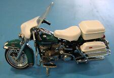 Franklin Mint Harley-Davidson 1976 Electra Glide Model