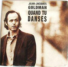 """JEAN-JACQUES GOLDMAN - CD SINGLE """"QUAND TU DANSES"""" - NEUF SOUS BLISTER"""