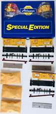 HO Scale Athearn 2305 Union Pacific Bay Window Caboose Set Special Edition 3 GSV