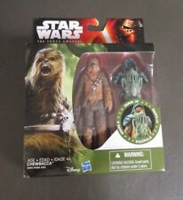Chewbacca Armor Up 2015 STAR WARS The Force Awakens TFA MOC