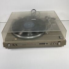 New listing *Tested & Works* Pioneer Pl-520 D-Drive Auto Turntable - Complete