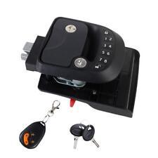 Camper Car Keyless Entry Door Lock Latch Handle Knob Deadbolt RV Trailer Useful