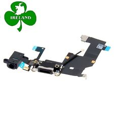 FOR iPHONE 5 5G BLACK CHARGING USB DOCK PORT AND AUDIO JACK CONNECTOR FLEX