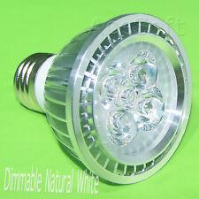 PAR20 15W E26/E27 LED SpotLight Flood Light Bulb Lamp Dimmable Natural White USA