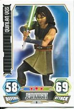 Star Wars Force Attax Series 3 Card #9 Quinlan Vos