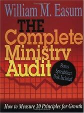 The Complete Ministry Audit: How to Measure 20 Principles for Growth, Easum, Bil