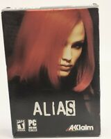 ALIAS game (PC, 2004).