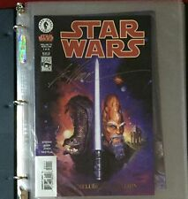 Star Wars: Prelude To Rebellion #1-6 - Another Universe Signed Variants - DF