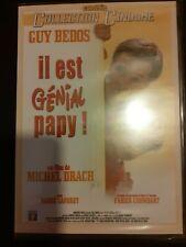 DVD Collection CINOCHE Guy BEDOS Il est génial papy ! LAFORET Neuf sous cello