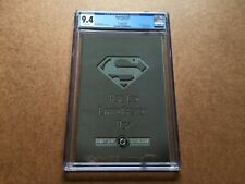 DC COMICS 1/93 DEATH OF SUPERMAN #75 POLYBAGGED EDITION COMIC BOOK CGC 9.4