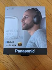 Panasonic Wireless Active Noise Cancelling ANC Headphones RP-HD605N See Notes!