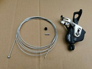 SHIMANO XTR FRONT GEAR SHIFTER TRIPLE DOUBLE GEAR CABLE FREE UK P&P