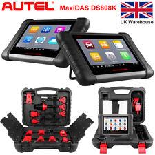 Autel MaxiDAS DS808K Analysis System OBD2 Auto Car Diagnostic Code Scanner Tool