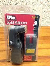 """UEi DM600 DM 600 """"THE PISTOL"""" DIGITAL MULTIMETER NEW IN PACKAGE"""