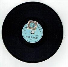 78T 15 cm Pygmo Disque Phonographe JE VOUS FERAIS SAVOIR Chanté INOVAT 501 RARE