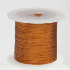 "16 AWG Gauge Bare Copper Wire Buss Wire 100' Length 0.0508"" Natural"