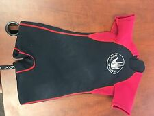 Body Glove Toddler Wet Suit Child C3 BODYGLOVE WETSUIT Red and Black Pre owned