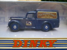 DINKY MATCHBOX DY 8 B COMMER 8 CWT VAN RADIO & RECORD de 1948 état neuf en boite
