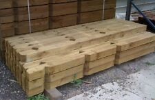 3mtrx100x100 wooden 10ft 4x4 pressure treated timber post only£9.95 sunderland