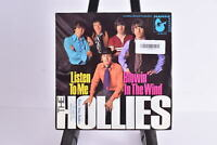 The Hollies - Listen to Me, Blowin´in the Wind - Rock - Hansa Record - 14161AT -