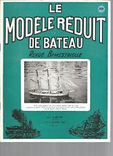"""MODELE REDUIT DE BATEAU N°98 PLAN : BRISE-GLACE SOVIET. """"LENINE"""" / DEMI-COQUES"""