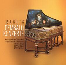 CD Clavecin Concerts par Bach