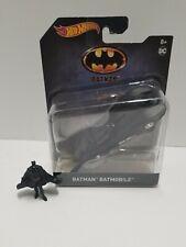 Hot Wheels Batman Batmobile 1989 with figure