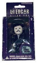 Lil Edgar Allan Poe Posable Figure Horror Series B Authors Writer Raven Poetry