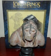 Lord of the Rings Siege Tower Troll limited edition figure BOXED SIDESHOW WETA