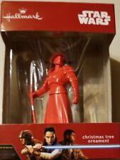 Hallmark Star Wars The Last Jedi First Elite Praetorian Christmas Ornament 2017