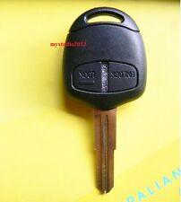 2 Buttons Remote Key Shell Mitsubishi Triton Lancer Evo CT9A Vll Vlll lX Mit11R