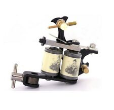 NERO Professional Tattoo Machine For Power Supply PISTOLA Pedale & Clip Cord qualità