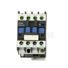 New Hot Selling 220V CJX2-1210 AC Contactor Motor Starter Relay 3-Phase Pole