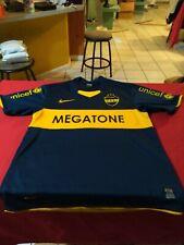 Diego Maradona #10 Boca Juniors CABJ Nike Jersey Mens M Futbol