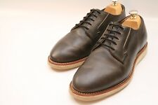 Red Wing Heritage Men's Oxford Brown Leather Lace Up Shoes UK 8.5 US 9.5 EU 42.5