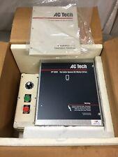 New Ac Tech 34 Hp Variable Speed Ac Motor Drive Vp1207r 230v