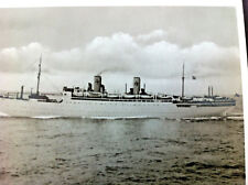 "Urlauberschiff ""Stuttgart"" (1923-1943)/ 8 Foto's."