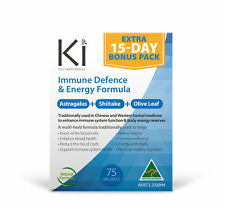 Ki Immune Defence 75 Tabs, Immune support, daily use, natural, traditional herbs