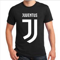 T-Shirt no fruit of loom uomo juventus club calcio serie A soccer italia