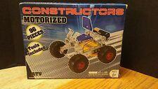 (522)NEW Constructors Motorized Dune Buggy Construction Set 103 Pcs NIB