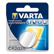 Varta Batterie Knopfzelle Professional Electronics CR2025 6025 - Neu in Blister