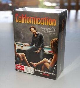 Californication Boxset Seasons 1 - 5 DVD