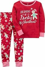 db5a311bd038 Carter s Red Sleepwear (Newborn - 5T) for Girls
