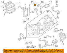 AUDI OEM 00-06 TT Quattro Air Conditioner-Expansion Valve 6N0820679C