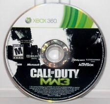 Call of Duty: Modern Warfare 3 (Microsoft Xbox 360, 2011) COD MW3 ~ Video Game ~